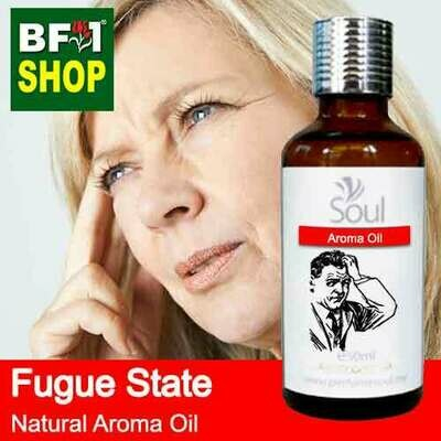 Natural Aroma Oil (AO) - Fugue State Aroma Oil - 50ml
