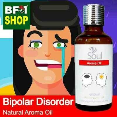 Natural Aroma Oil (AO) - Bipolar disorder Aroma Oil - 50ml