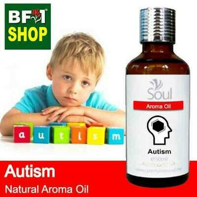 Natural Aroma Oil (AO) - Autism Aroma Oil - 50ml
