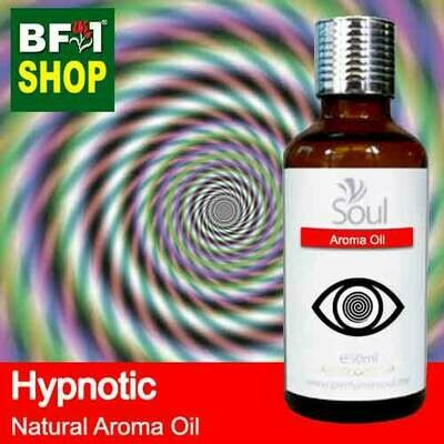 Natural Aroma Oil (AO) - Hypnotic Aroma Oil - 50ml