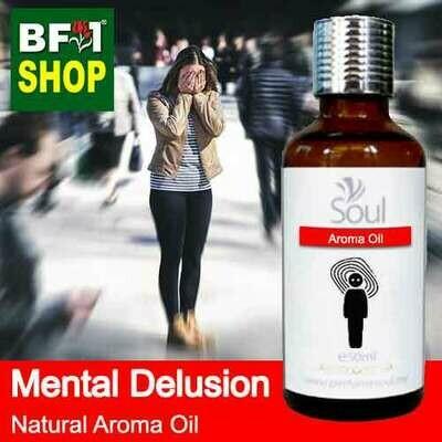 Natural Aroma Oil (AO) - Mental delusion Aroma Oil - 50ml