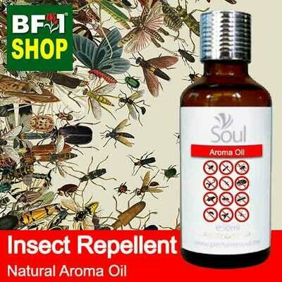 Natural Aroma Oil (AO) - Insect Repellent Aroma Oil - 50ml