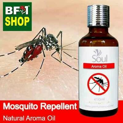 Natural Aroma Oil (AO) - Mosquito Repellent Aroma Oil - 50ml