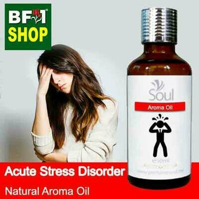 Natural Aroma Oil (AO) - Acute stress disorder Aroma Oil - 50ml
