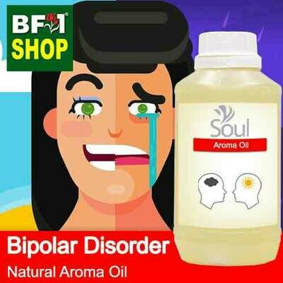 Natural Aroma Oil (AO) - Bipolar disorder Aroma Oil - 500ml