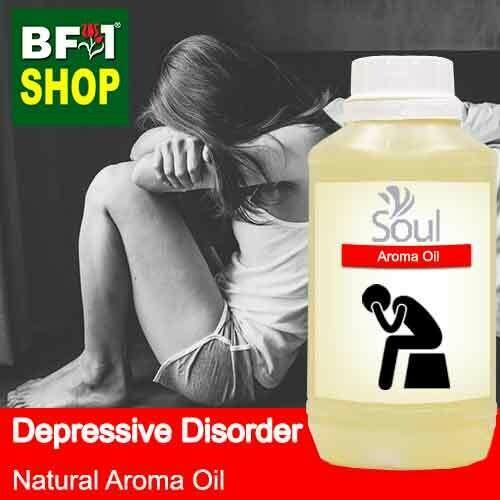 Natural Aroma Oil (AO) - Depressive disorder Aroma Oil - 500ml