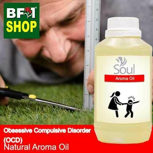 Natural Aroma Oil (AO) - Obsessive-compulsive disorder (OCD) Aroma Oil - 500ml