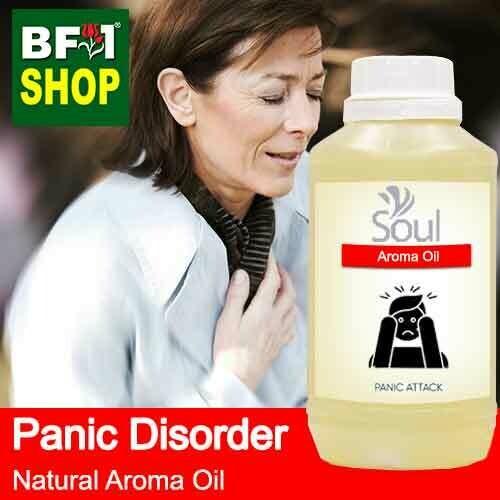 Natural Aroma Oil (AO) - Panic disorder Aroma Oil - 500ml