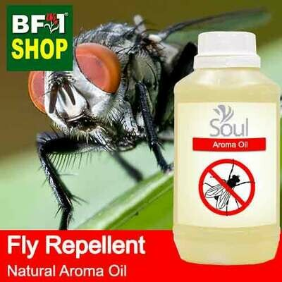 Natural Aroma Oil (AO) - Fly Repellent Aroma Oil - 500ml