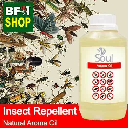 Natural Aroma Oil (AO) - Insect Repellent Aroma Oil - 500ml