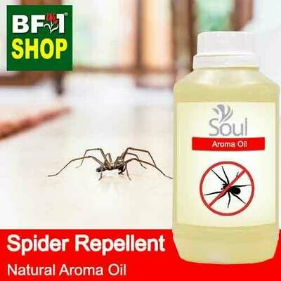 Natural Aroma Oil (AO) - Spider Repellent Aroma Oil - 500ml