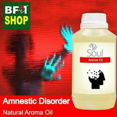Natural Aroma Oil (AO) - Amnestic disorder Aroma Oil - 500ml