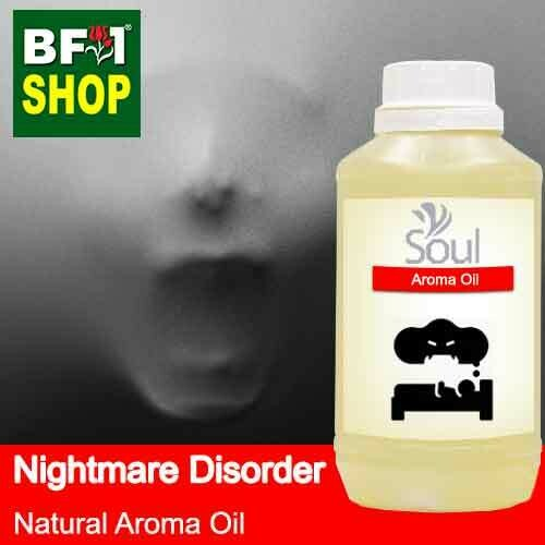 Natural Aroma Oil (AO) - Nightmare disorder Aroma Oil - 500ml