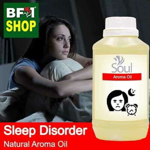 Natural Aroma Oil (AO) - Sleep disorder Aroma Oil - 500ml
