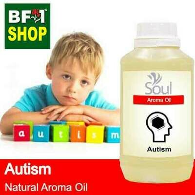 Natural Aroma Oil (AO) - Autism Aroma Oil - 500ml