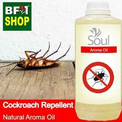 Natural Aroma Oil (AO) - Cockroach Repellent Aroma Oil - 1L