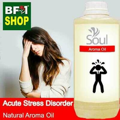 Natural Aroma Oil (AO) - Acute stress disorder Aroma Oil - 1L