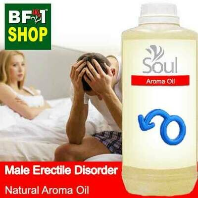Natural Aroma Oil (AO) - Male erectile disorder Aroma Oil - 1L