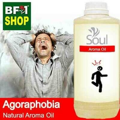 Natural Aroma Oil (AO) - Agoraphobia Aroma Oil - 1L