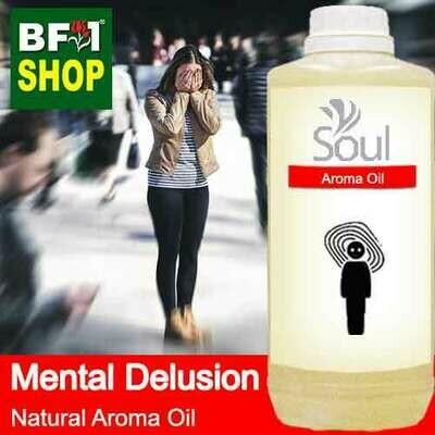 Natural Aroma Oil (AO) - Mental delusion Aroma Oil - 1L