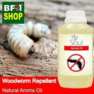 Natural Aroma Oil (AO) - Woodworm Repellent Aroma Oil - 500ml