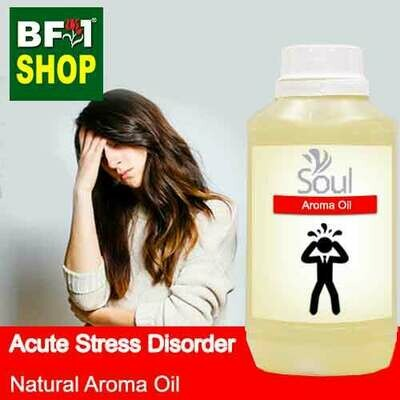 Natural Aroma Oil (AO) - Acute stress disorder Aroma Oil - 500ml