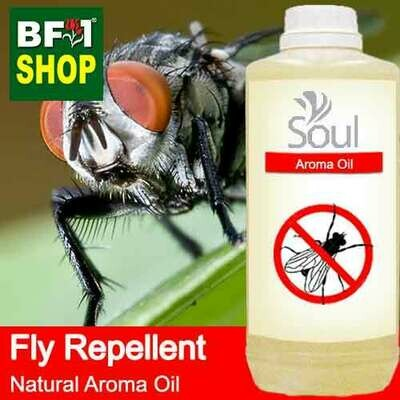 Natural Aroma Oil (AO) - Fly Repellent Aroma Oil - 1L
