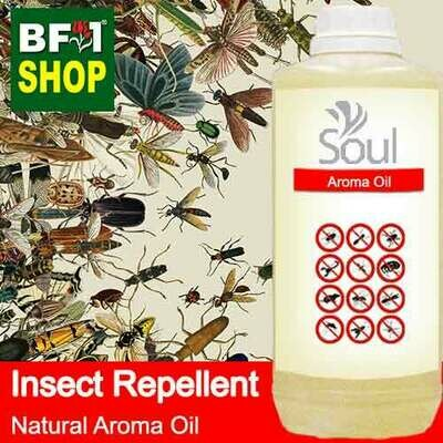 Natural Aroma Oil (AO) - Insect Repellent Aroma Oil - 1L