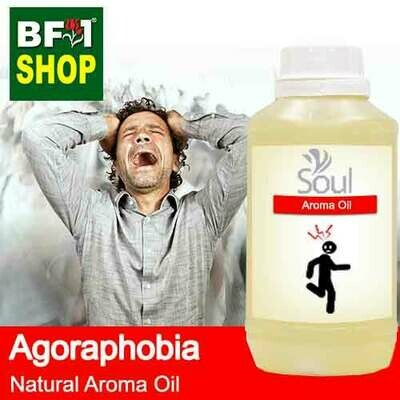 Natural Aroma Oil (AO) - Agoraphobia Aroma Oil - 500ml