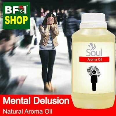 Natural Aroma Oil (AO) - Mental delusion Aroma Oil - 500ml