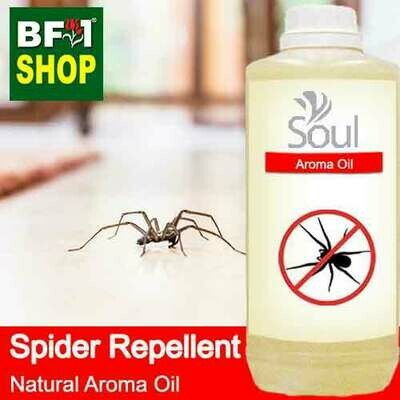 Natural Aroma Oil (AO) - Spider Repellent Aroma Oil - 1L