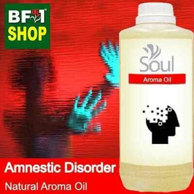 Natural Aroma Oil (AO) - Amnestic disorder Aroma Oil - 1L