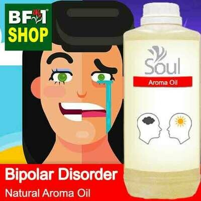 Natural Aroma Oil (AO) - Bipolar disorder Aroma Oil - 1L