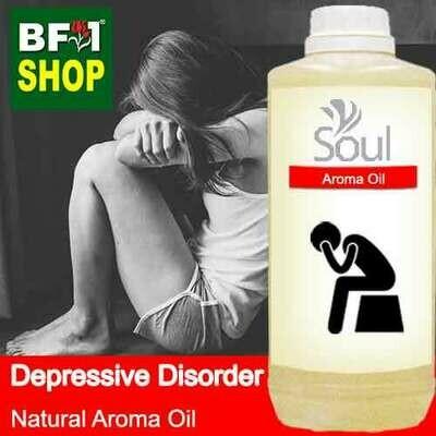 Natural Aroma Oil (AO) - Depressive disorder Aroma Oil - 1L