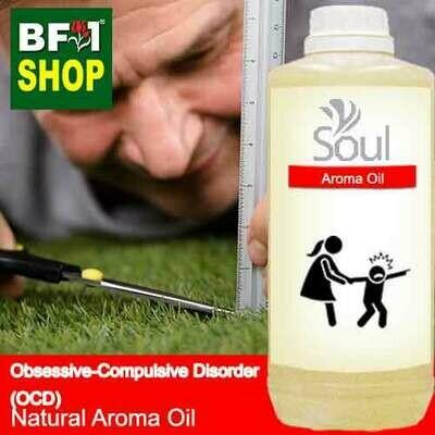 Natural Aroma Oil (AO) - Obsessive-compulsive disorder (OCD) Aroma Oil - 1L