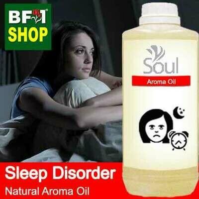 Natural Aroma Oil (AO) - Sleep disorder Aroma Oil - 1L
