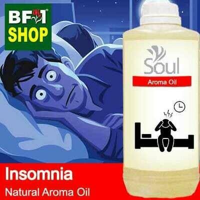 Natural Aroma Oil (AO) - Insomnia Aroma Oil - 1L
