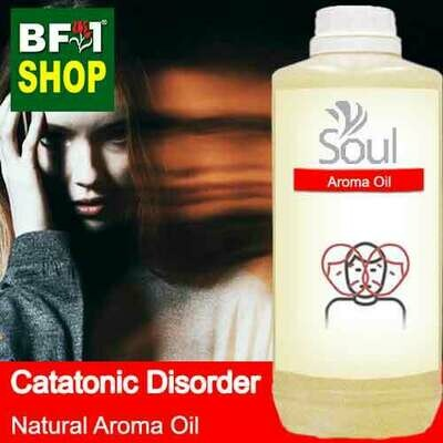 Natural Aroma Oil (AO) - Catatonic disorder Aroma Oil - 1L