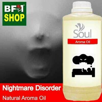 Natural Aroma Oil (AO) - Nightmare disorder Aroma Oil - 1L