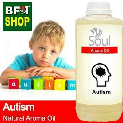 Natural Aroma Oil (AO) - Autism Aroma Oil - 1L