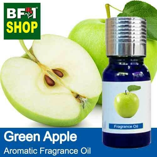 Aromatic Fragrance Oil (AFO) - Apple Green Apple - 10ml