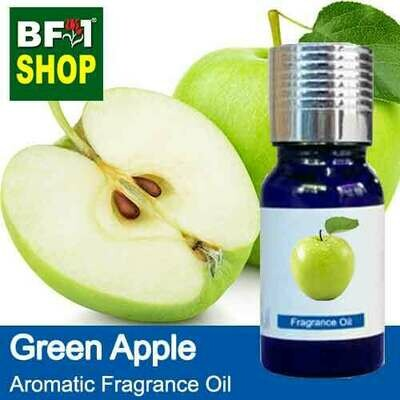 Aromatic Fragrance Oil (AFO) - Apple Green Apple - 10ml