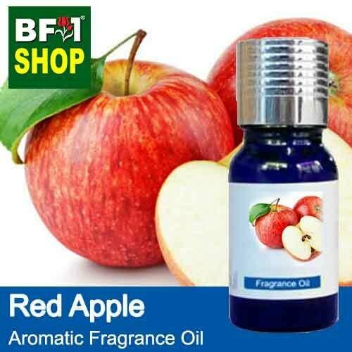 Aromatic Fragrance Oil (AFO) - Apple Red Apple - 10ml