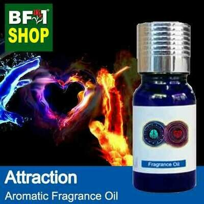 Aromatic Fragrance Oil (AFO) - Attraction - 10ml