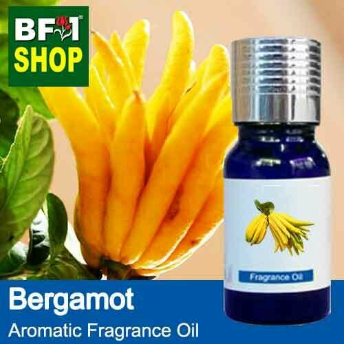 Aromatic Fragrance Oil (AFO) - Bergamot - 10ml