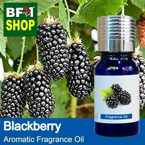 Aromatic Fragrance Oil (AFO) - Blackberry - 10ml