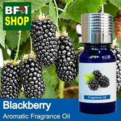 Aromatic Fragrance Oil (AFO) - Blackberry - 10ml