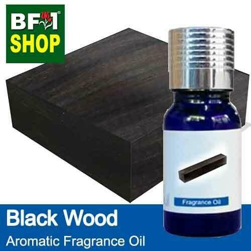 Aromatic Fragrance Oil (AFO) - Black Wood - 10ml