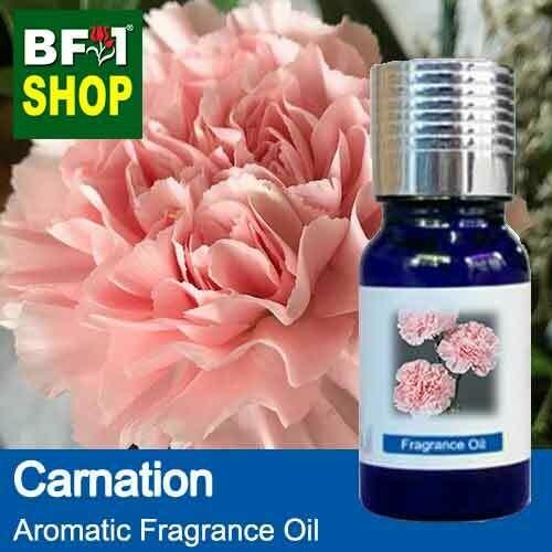 Aromatic Fragrance Oil (AFO) - Carnation - 10ml