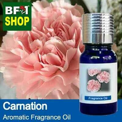Aromatic Fragrance Oil (AFO) - Carnation - 10ml